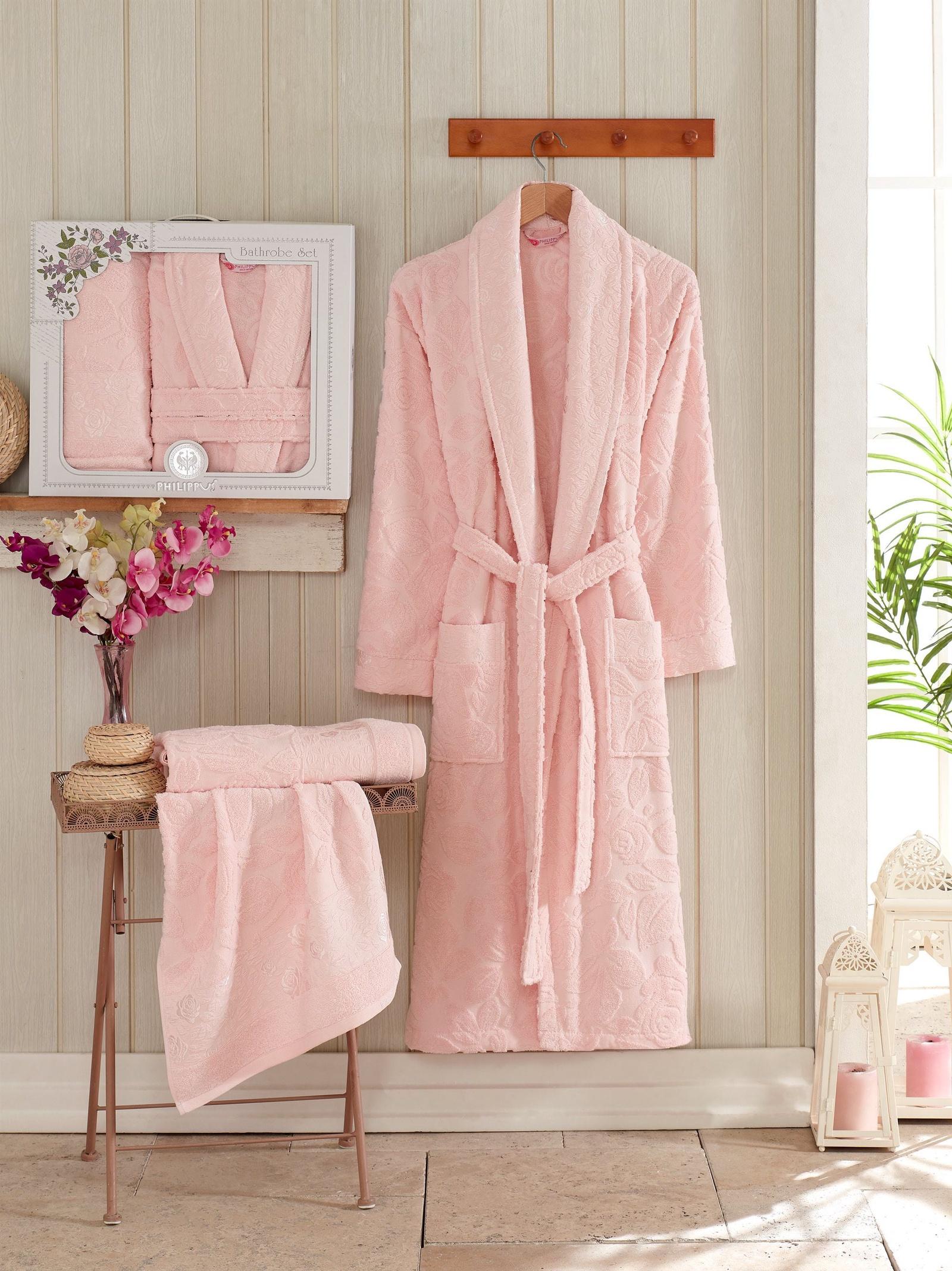 Фото - Полотенце-халат PHILIPPUS халаты и пижамы