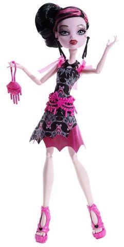 Кукла Mattel Дракулаура - Страх! Камера! Мотор! все цены