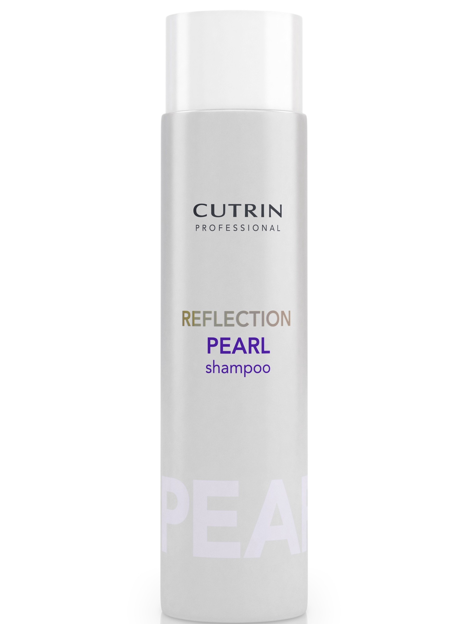Шампунь для волос CUTRIN REFLECTION PEARL для поддержания цвета Перламутровый блеск 300 мл cutrin шампунь для волос и тела 300 мл