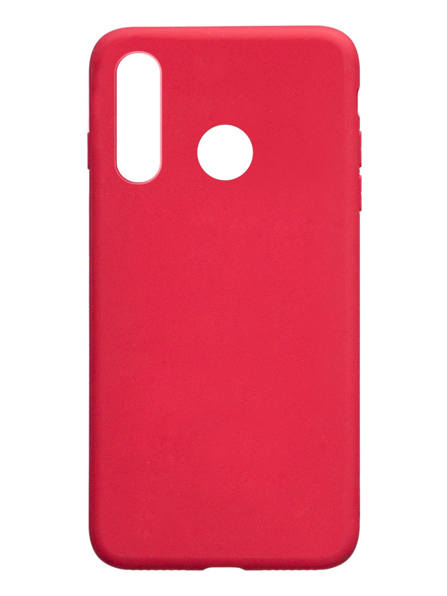 Чехол ТПУ Onext для телефона Huawei P30 Lite (2019), красный чехол для huawei p30 onext прозрачный