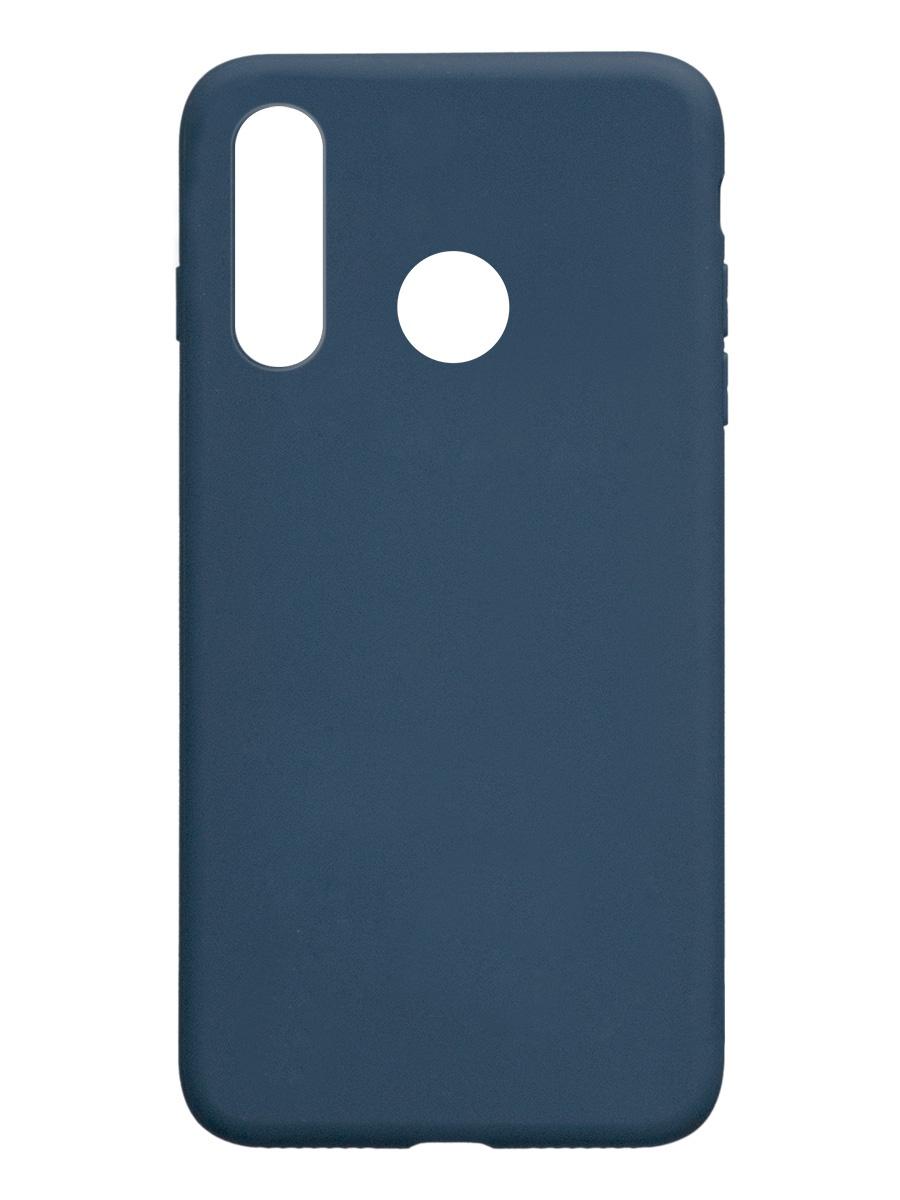 Чехол ТПУ Onext для телефона Huawei P30 Lite (2019), синий чехол для huawei p30 onext прозрачный