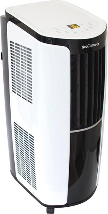 Мобильный кондиционер Neoclima NPAC-12CG, белый, черный