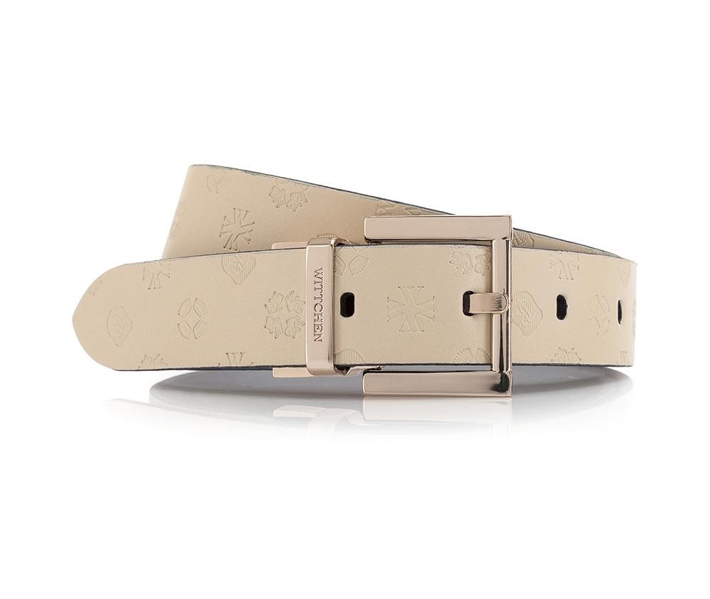 Ремень WITTCHEN марино marino моды случайные мужские контактный пряжки кожаный ремень m код два смешанных цвета