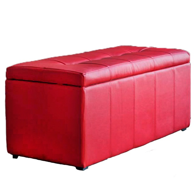 Банкетка DreamBag Лонг, красный