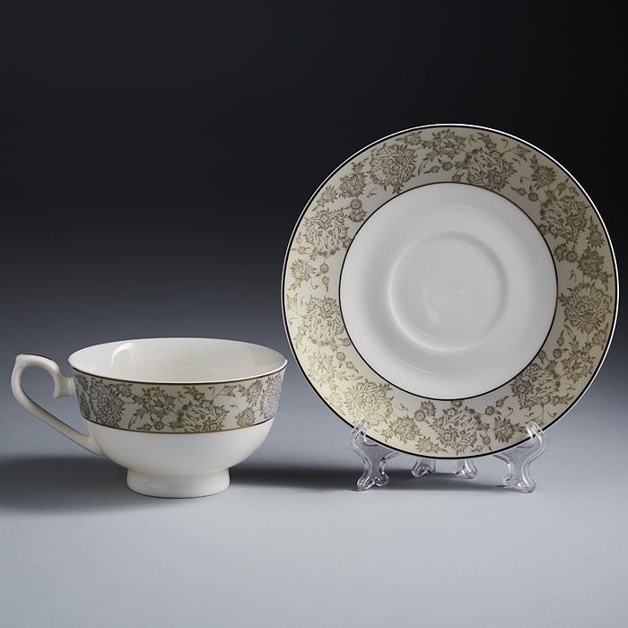 Набор чайный Beatrix 6 персон, 12 предметов, 230мл
