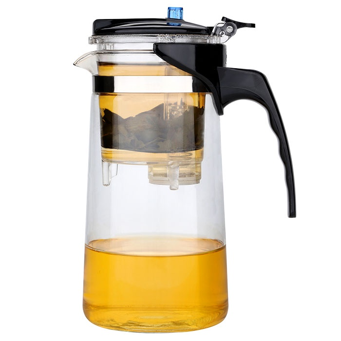 цена на Заварочный чайник Webber с кнопкой 800мл