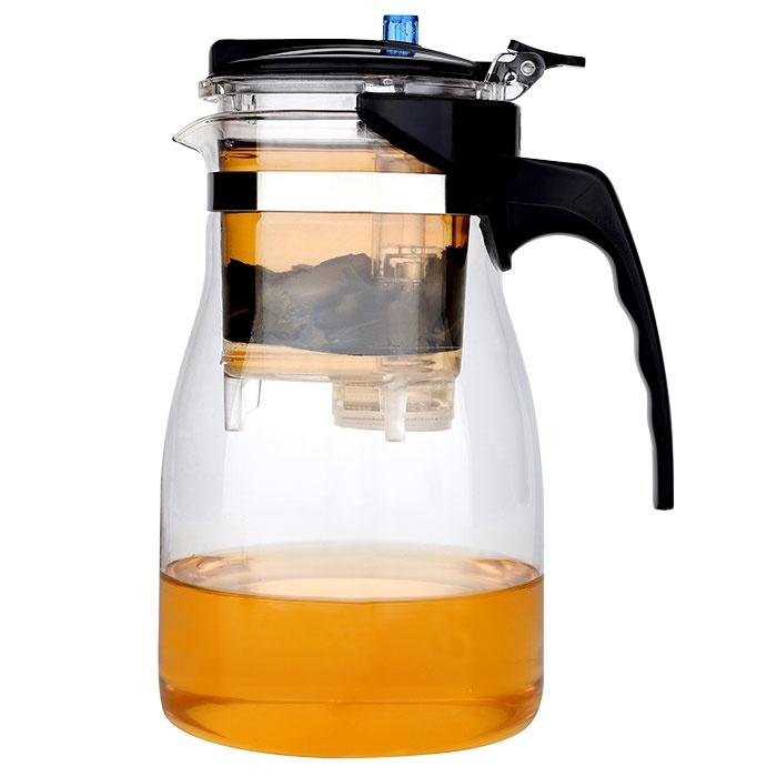 цена на Заварочный чайник Webber с кнопкой 900мл