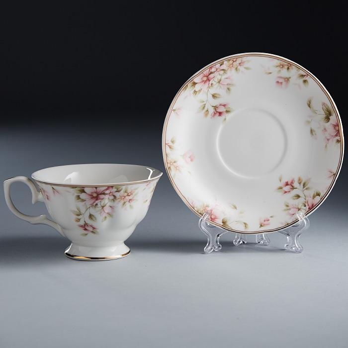 Набор чайный Beatrix 6 персон, 12 предметов 220 мл