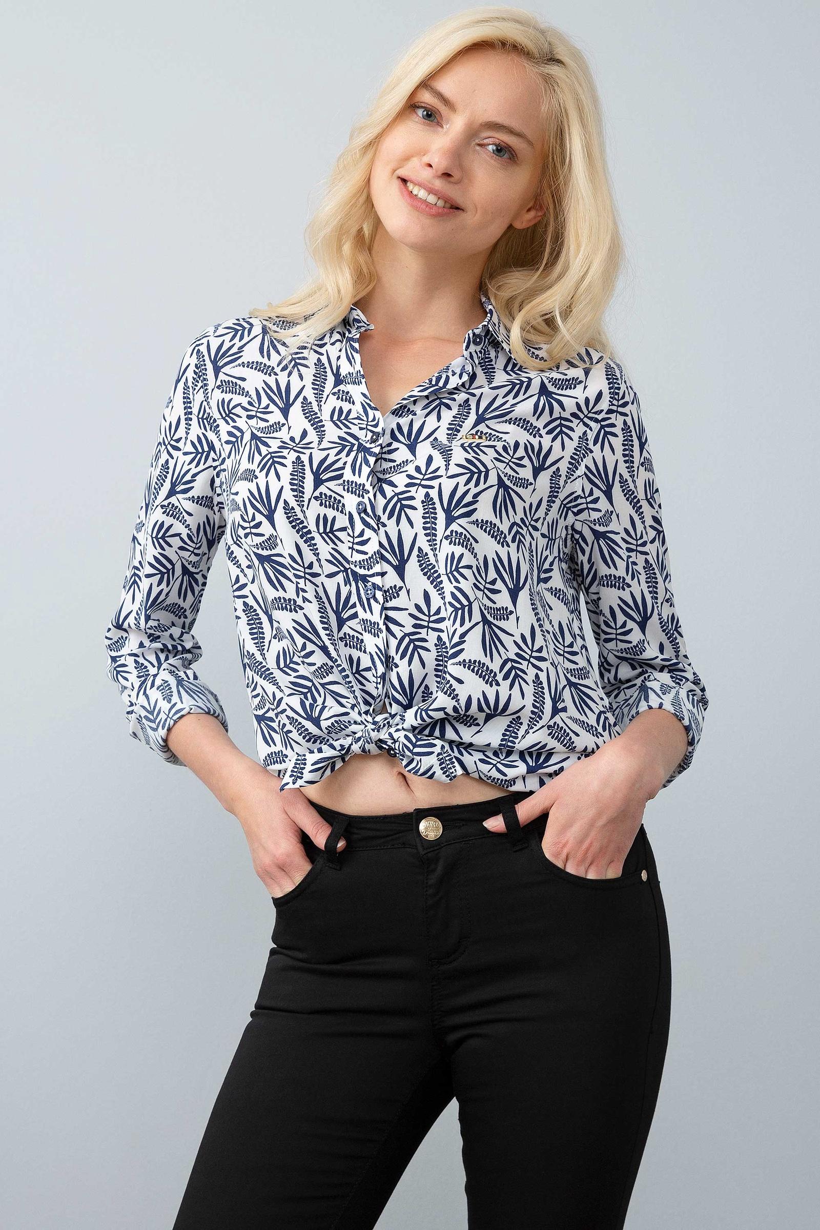 цена Рубашка U.S. Polo Assn. онлайн в 2017 году