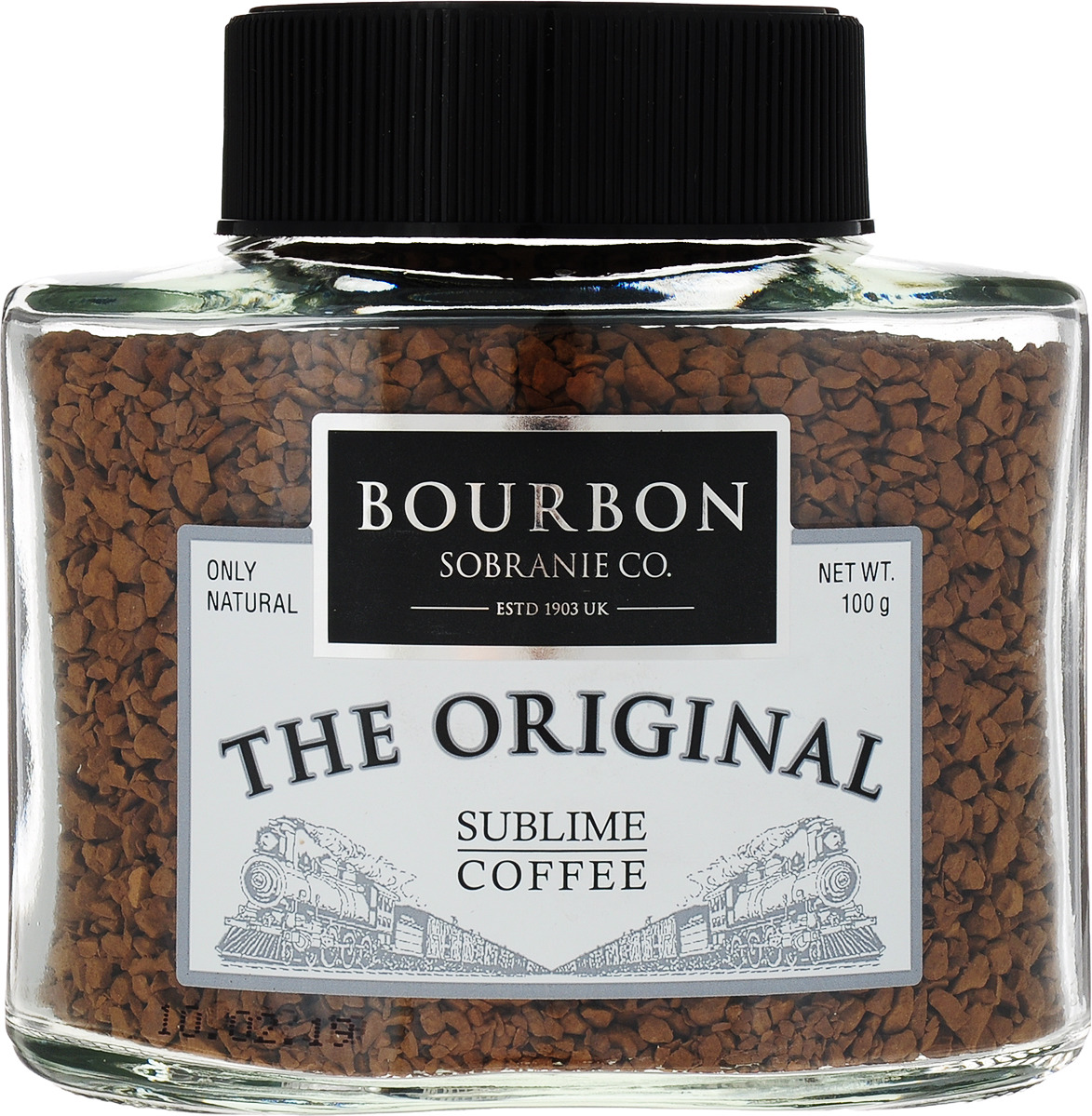 Bourbon Original кофе растворимый, 100 г