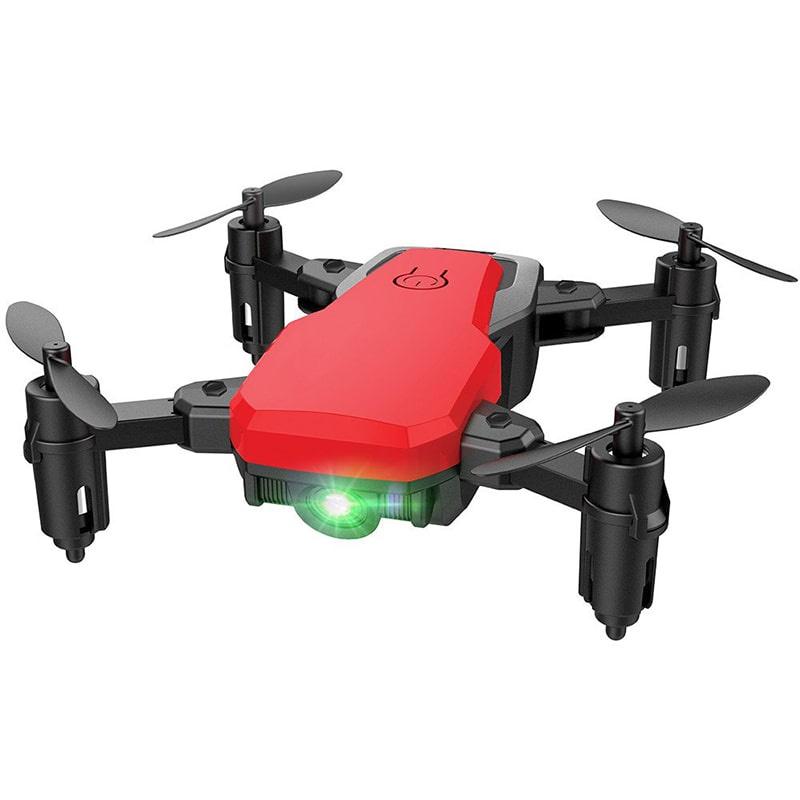 Фото - Квадрокоптер JESELVIP Z10 красный, черный видео