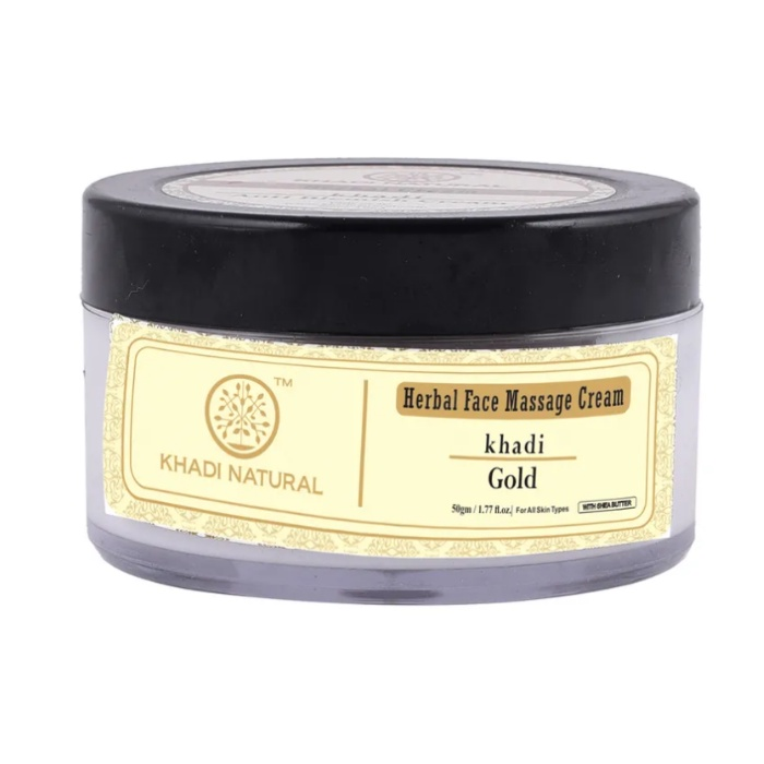 Крем для ухода за кожей Khadi Natural массажный