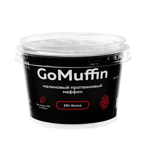 Фитнес питание Vasco GO Muffin Протеиновый маффин Малина
