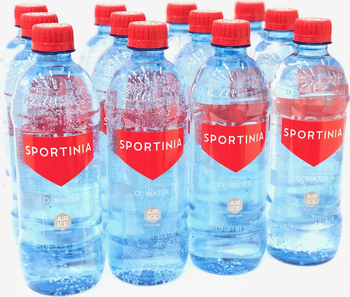 Энергетический напиток Sportinia Energy, 12 шт по 500 мл