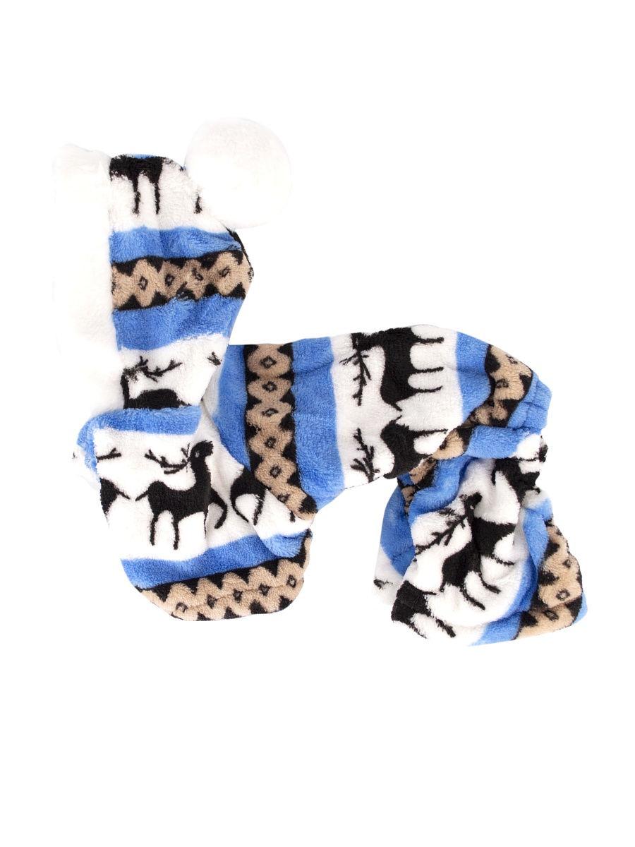 Одежда для собак Удачная покупка P0017-05-S, синий