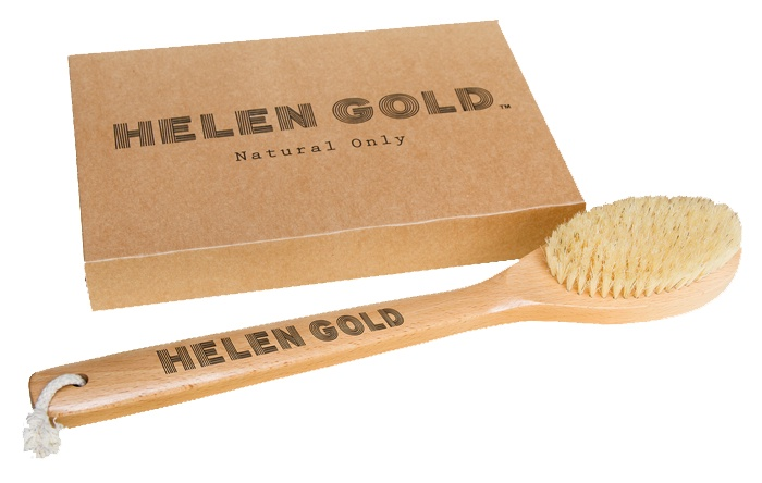 Щетка для сухого массажа Helen Gold Dry Brush Helen Gold