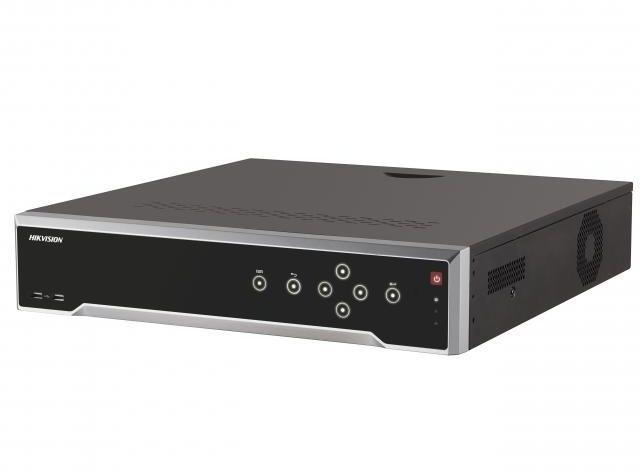 Регистратор HIKVISION IP видеорегистратор DS-7732NI-I4/16P, черный Hikvision