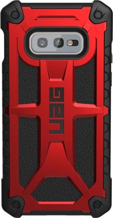Чехол для сотового телефона UAG Monarch для Samsung Galaxy S10e, красный