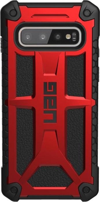 Чехол для сотового телефона UAG Monarch для Samsung Galaxy S10, красный