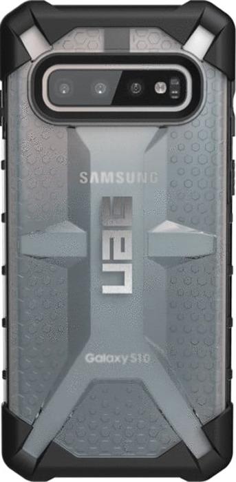 Чехол для сотового телефона UAG Plasma для Samsung Galaxy S10, прозрачный