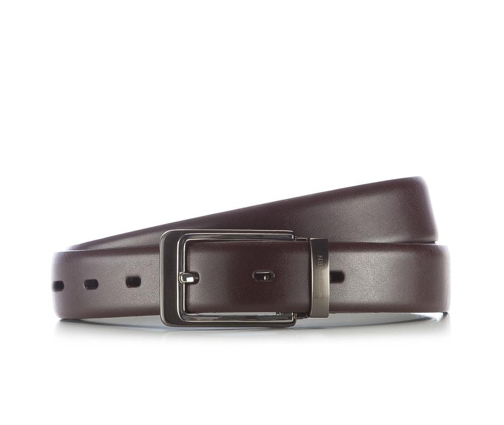 Ремень марино marino моды случайные мужские контактный пряжки кожаный ремень m код два смешанных цвета
