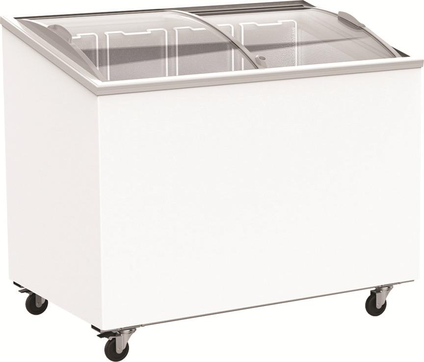 Холодильная витрина Simfer SYD310MA BC, белый Simfer