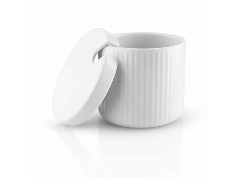 Декоративная банка Eva Solo Pot With Lid Legio Nova, белый