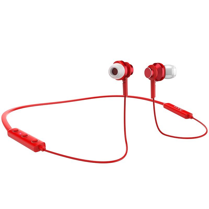 Bluetooth-гарнитура Hoco ES18, красный стоимость