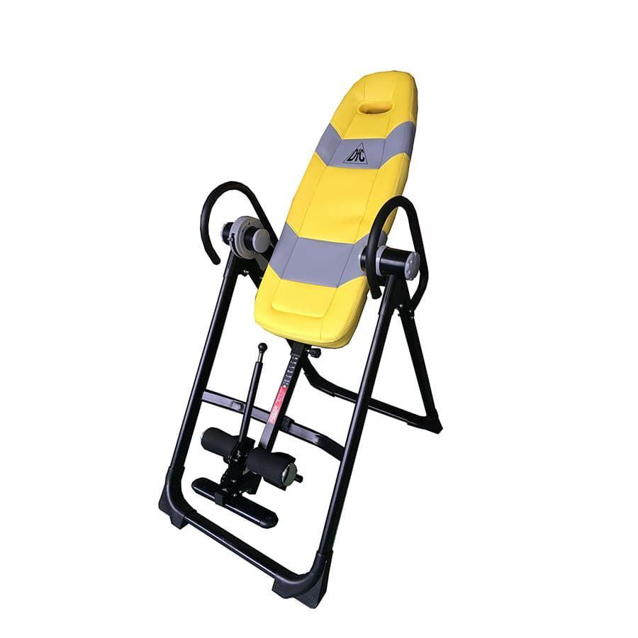 Инверсионный стол DFC XJ-CI-01SLGR, желтый, серый, черный инверсионный стол dfc xj i 01a