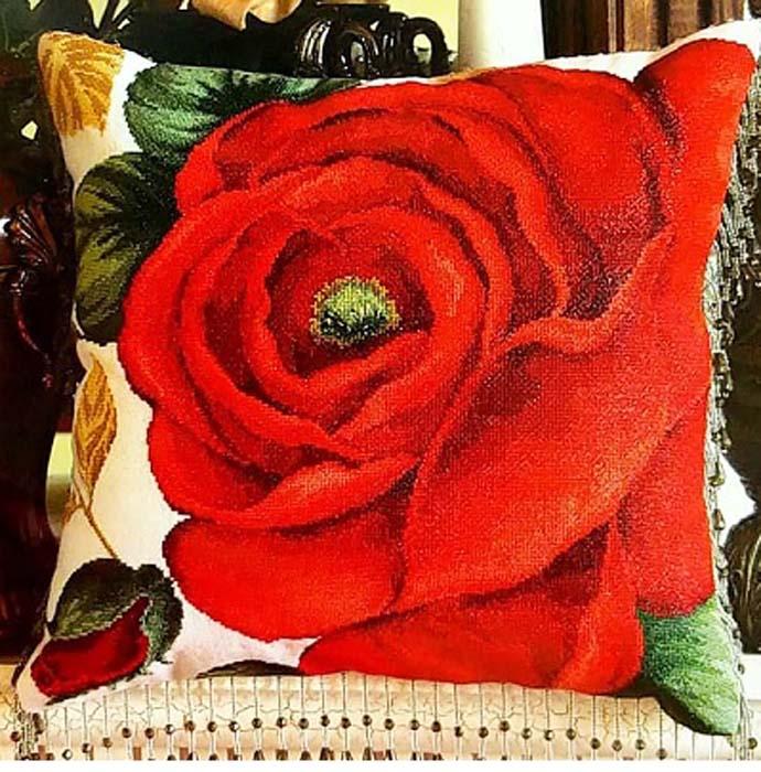 Набор для вышивания DOME Rose