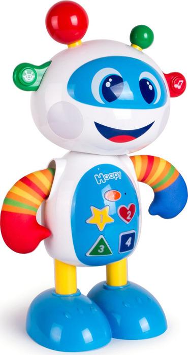Музыкальная игрушка Happy Snail Робот Hoopy, 62019 happy snail робот hoopy разноцветный