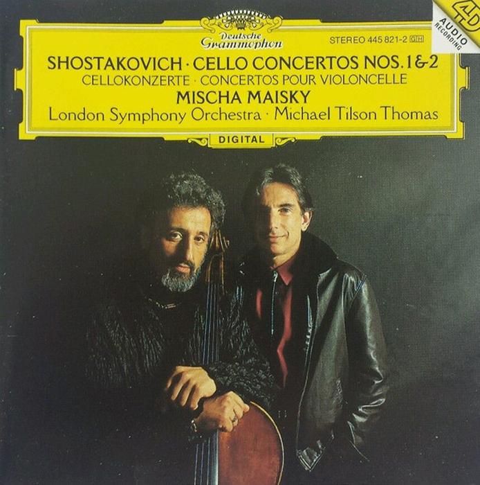 Mischa Maisky. Shostakovich: Cello Concertos Nos.1 & 2 г форе ноктюрн no 12 op 107 nocturne no 12 op 107