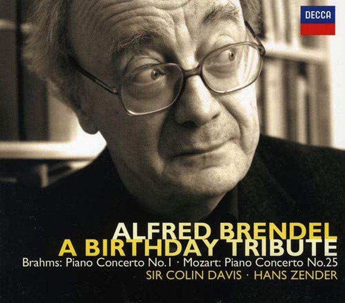 Альфред Брендель Alfred Brendel. Birthday Tribute (2 CD) j b bréval cello sonata in c major op 40 no 1