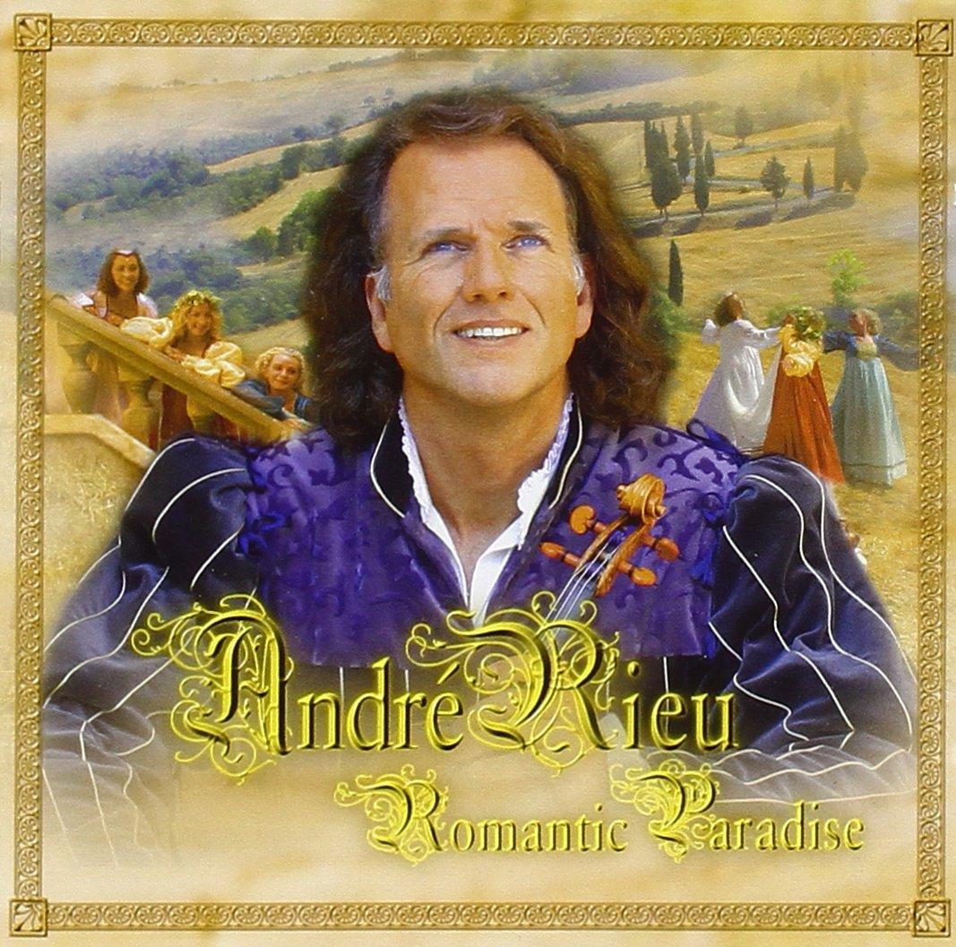 Андрэ Рье Andre Rieu. Romantic Paradise