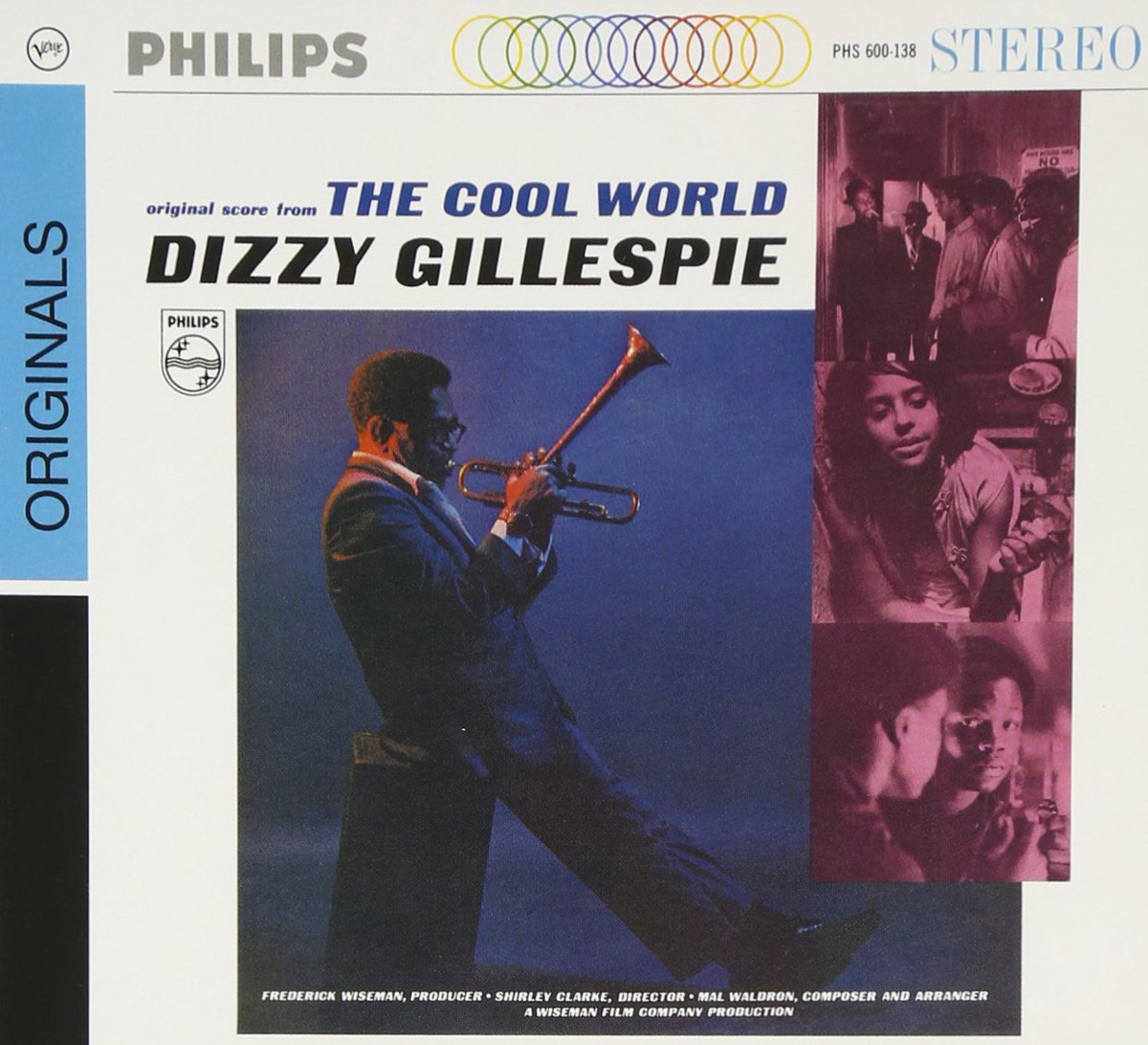 Dizzy Gillespie. The Cool World fashion cool punk style pendant necklace 1922 dual plate theme