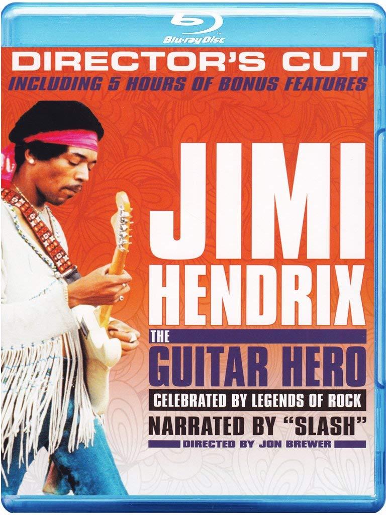 купить Jimi Hendrix: The Guitar Hero (Blu-ray) дешево