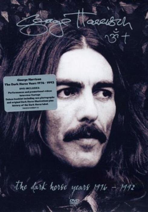 George Harrison: The Dark Horse Years 1976-1992 george harrison george harrison dark horse