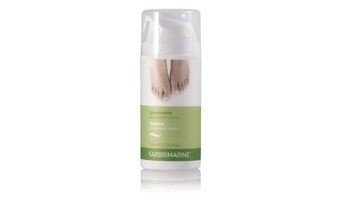 Крем для ухода за кожей FABBRIMARINE Освежающий крем для ног, 100 мл.