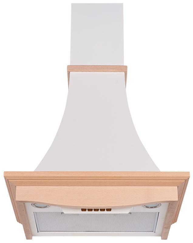 Вытяжка Kuppersberg OLIMPIA 60 WM B, белый вытяжка классическая kuppersberg olimpia 60 wm b