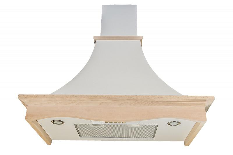 Вытяжка Kuppersberg OLIMPIA 90 WM B, белый вытяжка классическая kuppersberg olimpia 60 wm b