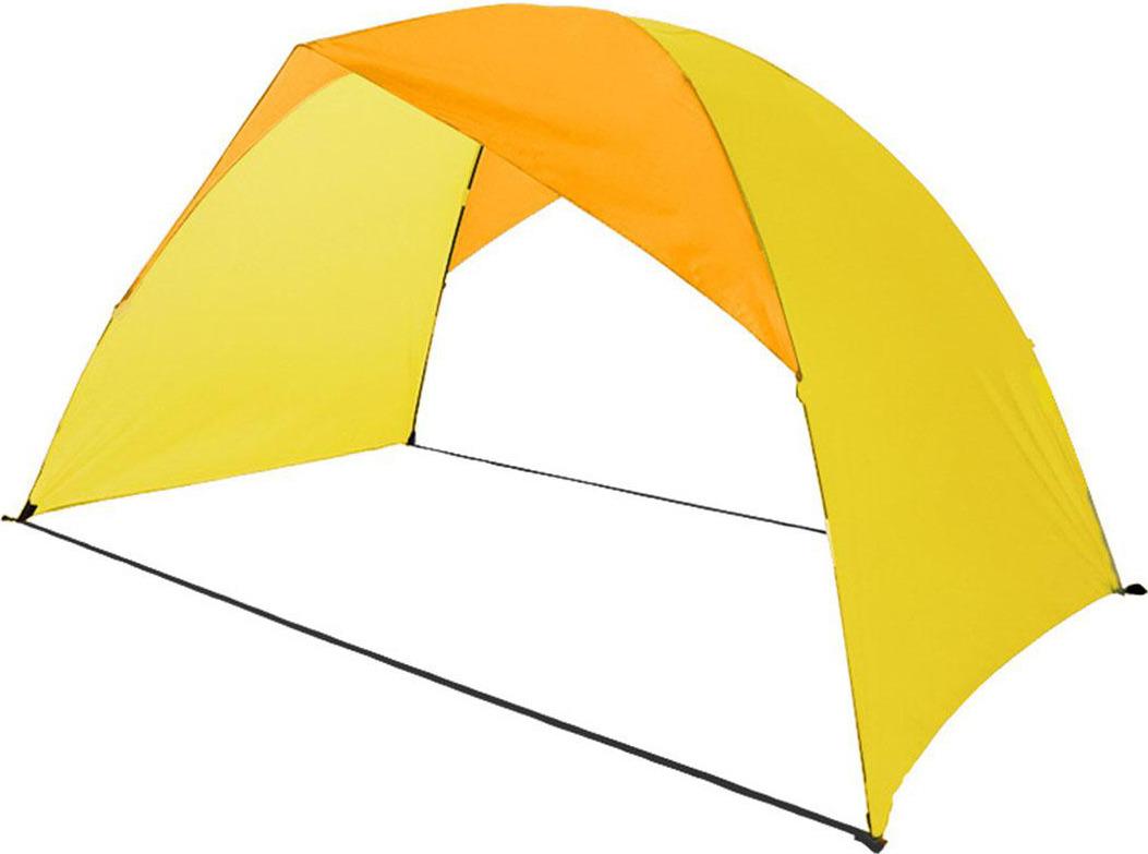 Тент TREK PLANET Palm Beach, 70267, оранжевый, желтый samsung желтая карточка 32gb