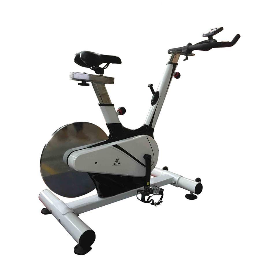 все цены на Велотренажер DFC B3308, серый онлайн
