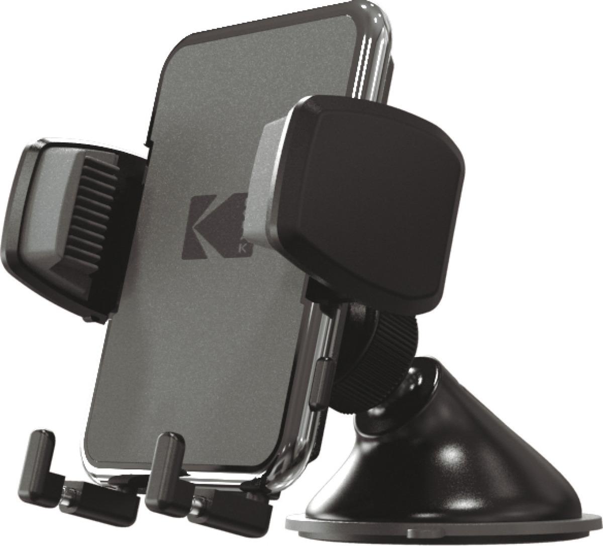 Автомобильный держатель Kodak, PH203, черный автомобильный держатель ttec easydrive go 2tt11 черный