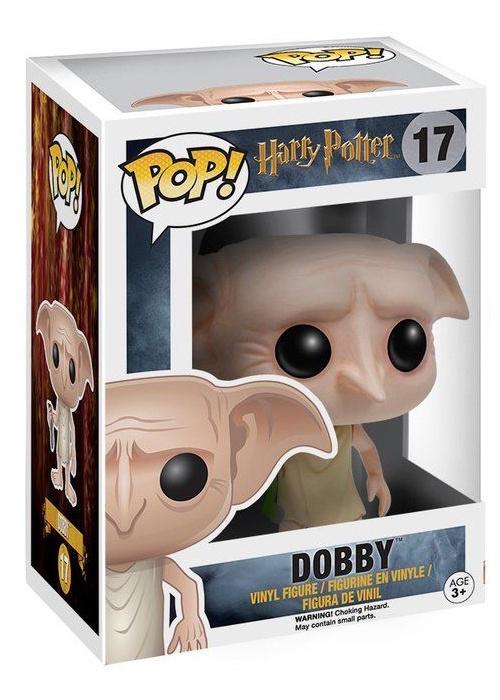 Фото - Фигурка Funko POP Harry Potter - Добби (Dobby) фигурка эльф санжела на лошади
