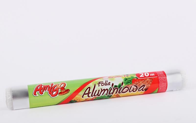 Фольга пищевая AMIGO 2780, серебристый