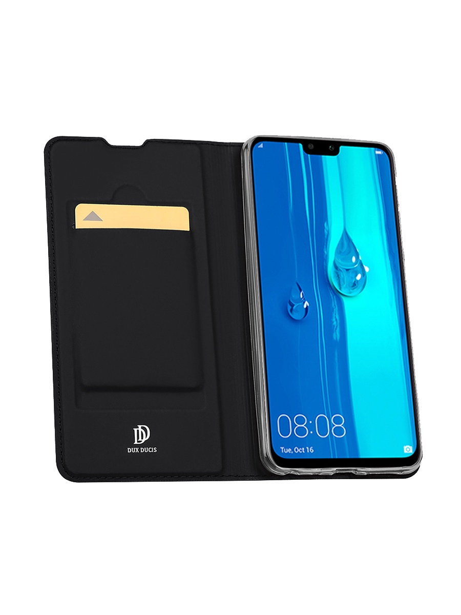 Чехол для сотового телефона DUX DUCIS Samsung Galaxy J8, черный