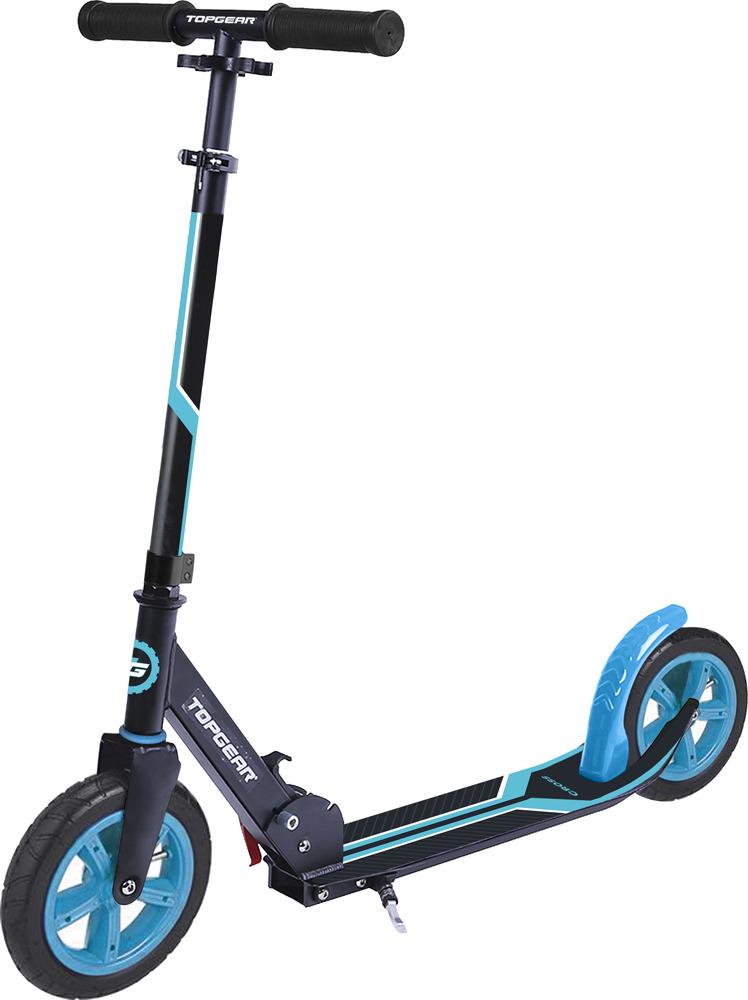 Самокат детский 1TOY TopGear, Т14772, разноцветный колеса для самоката надувные