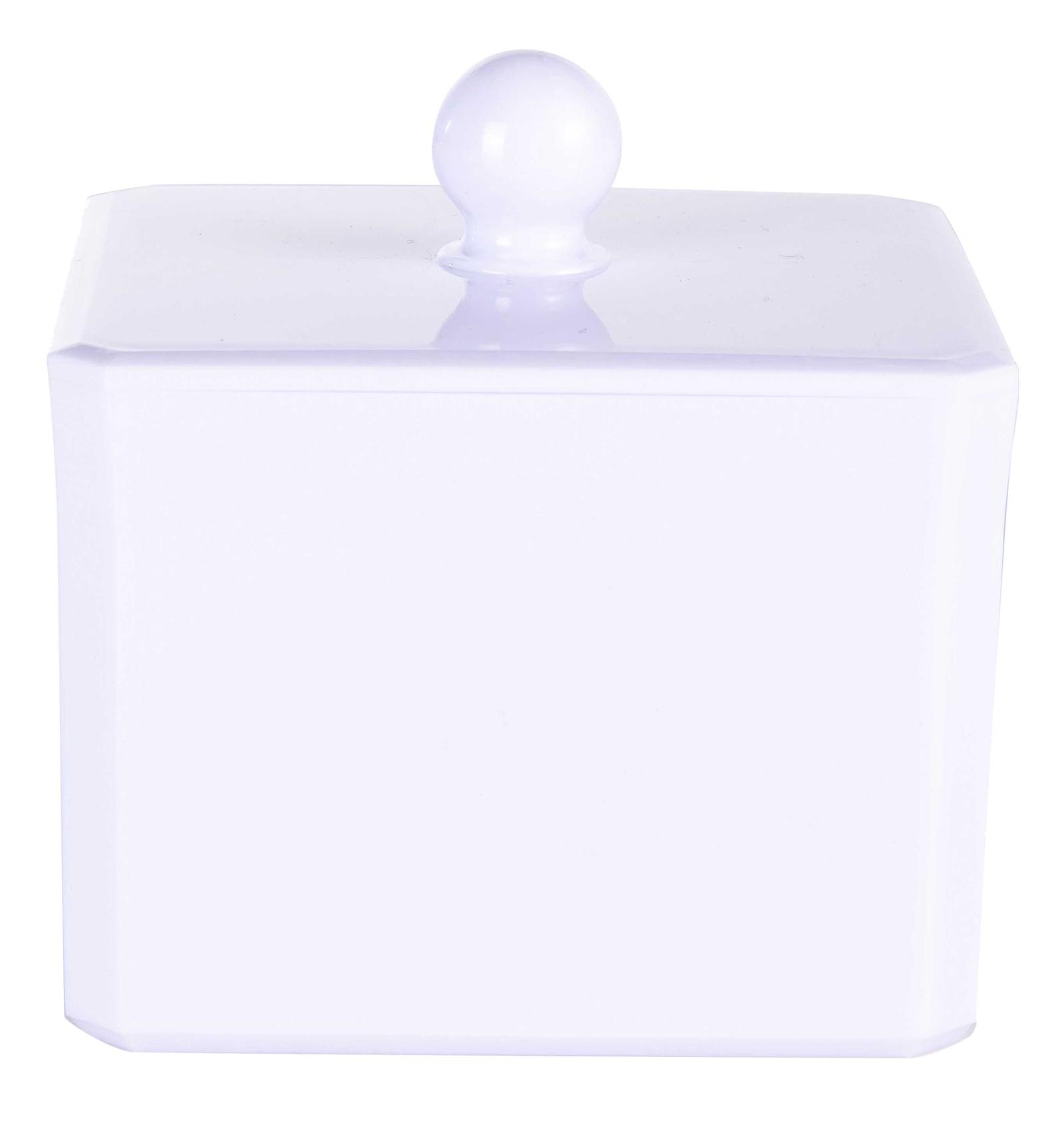 Органайзер для мелочей и косметики Swensa SWP-0910WH, белый