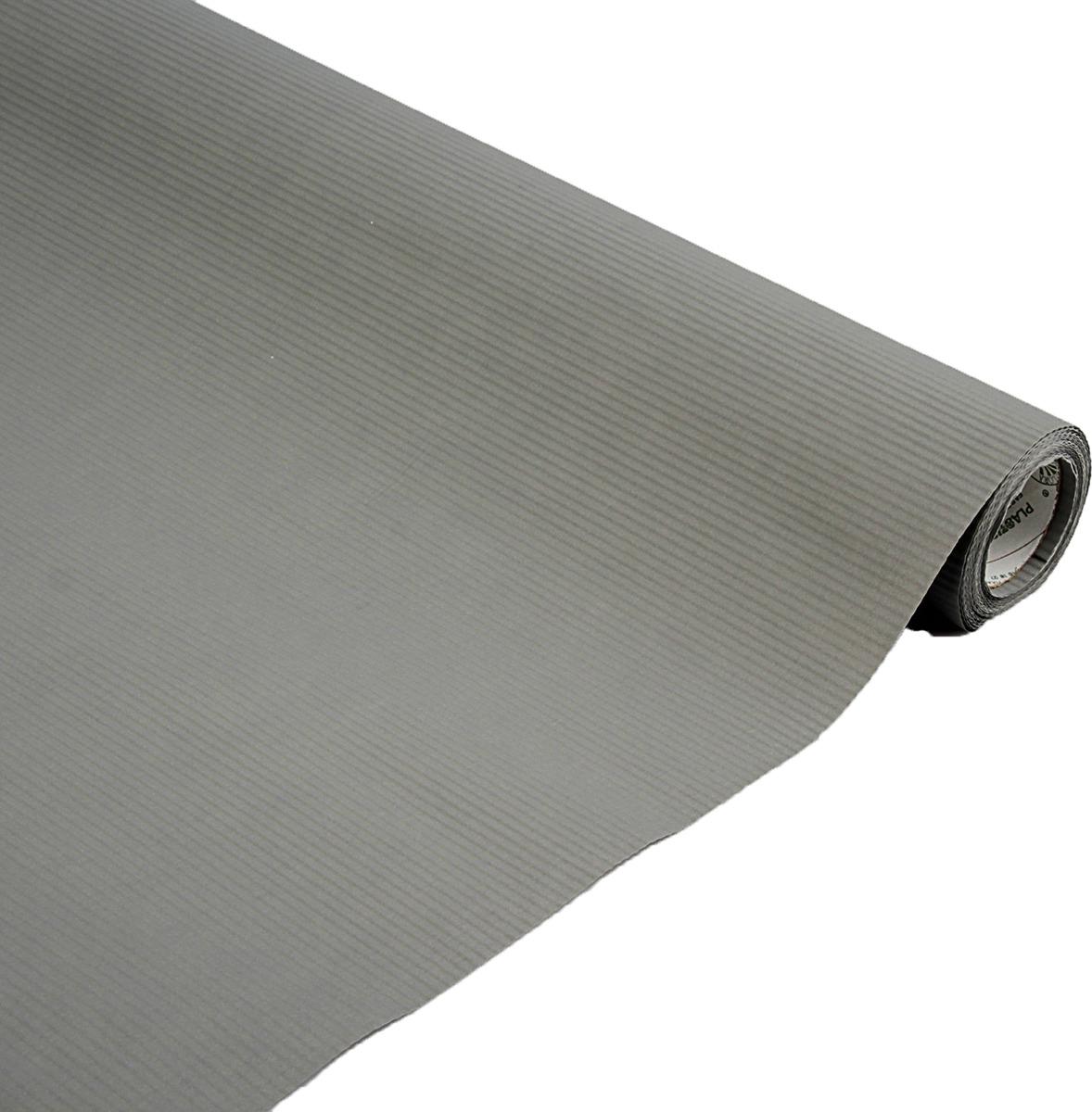 Бумага упаковочная, 3185683, серый, 1 х 10 м