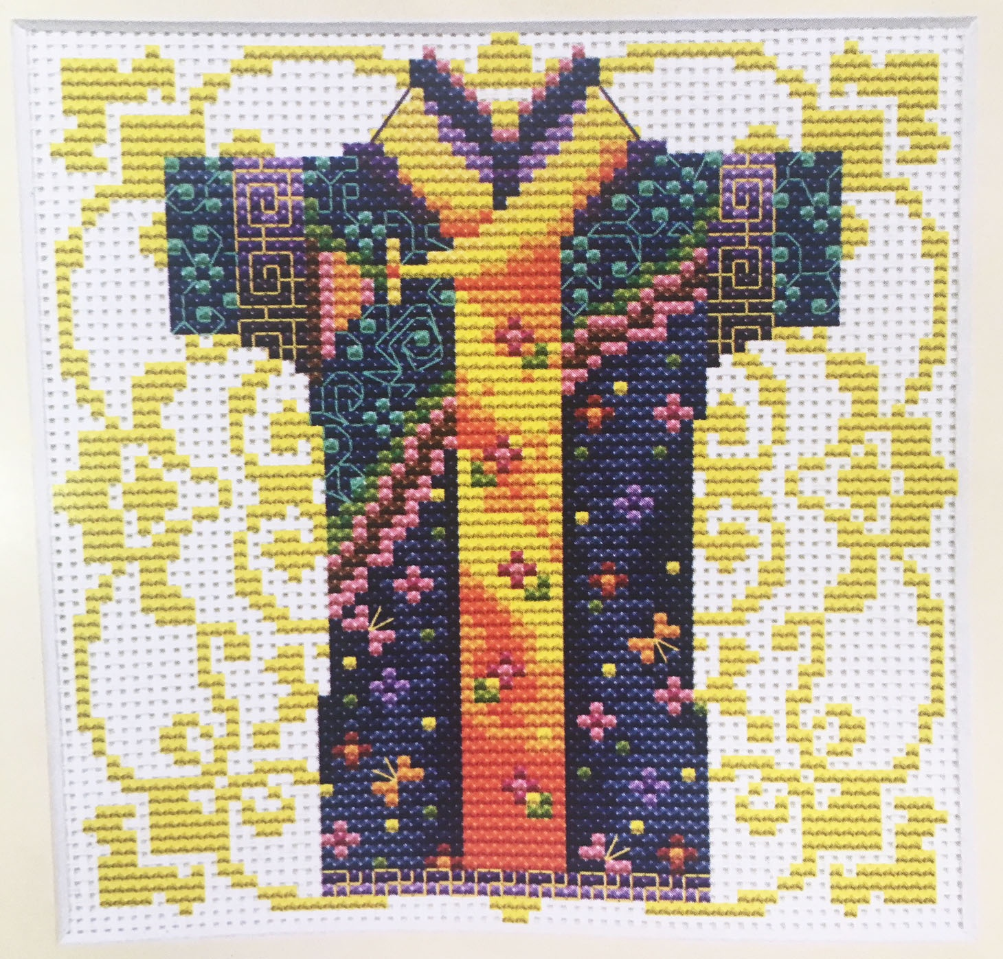 Набор для вышивания DOME Chipao 8